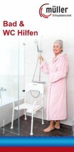 thumbnail of Prospekt Bad WC Hilfen